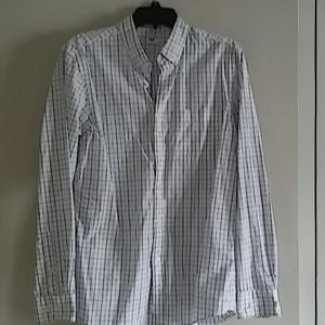 Uniqlo Men's Long Sleeve Shirt